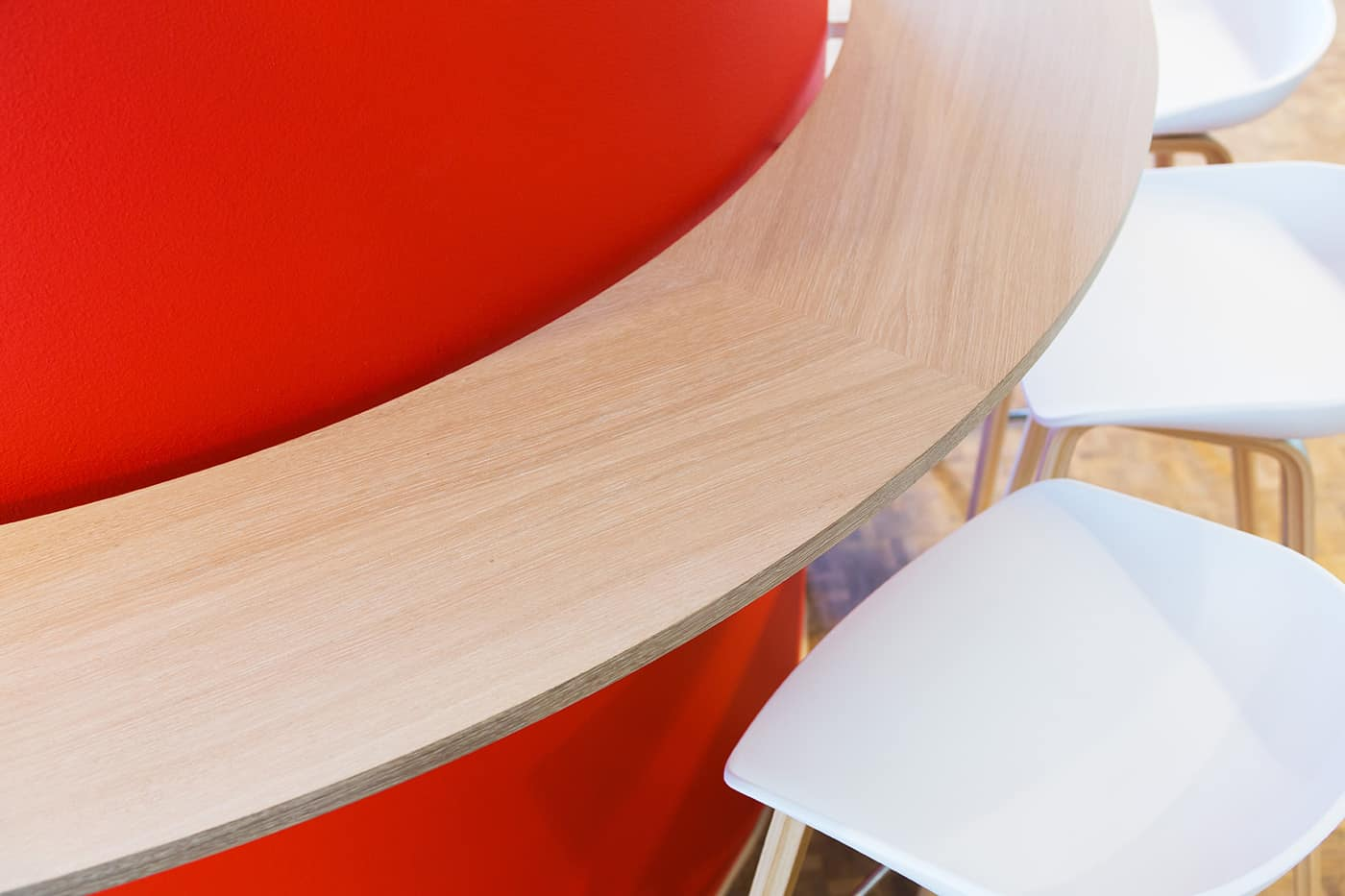 RITAarch, Exerp, indretning, København, Kontorindretning, detalje, specialinventar, specialdesign