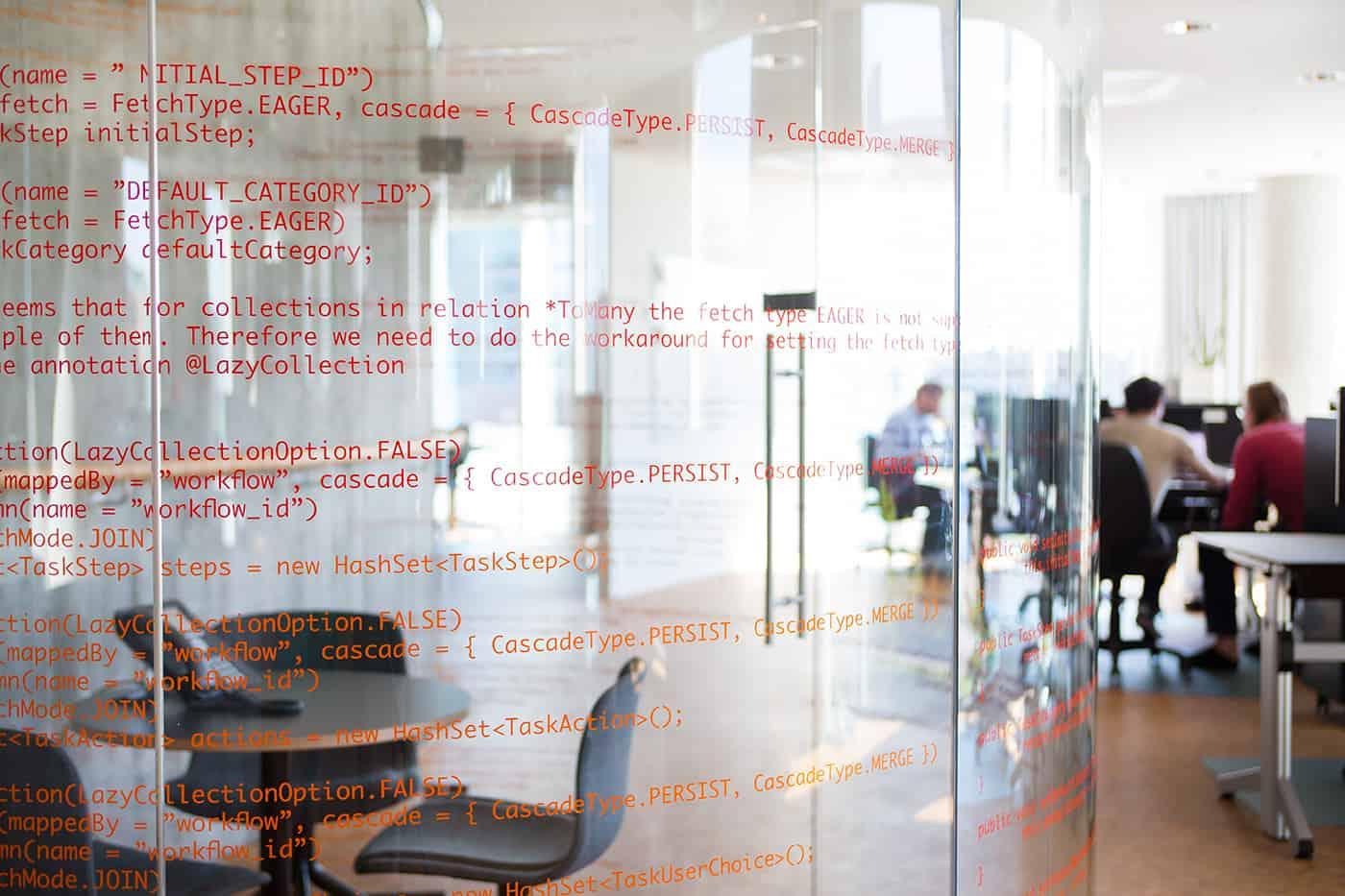 RITAarch, Exerp, indretning, København, Kontorindretning, åbentkontor, møderum