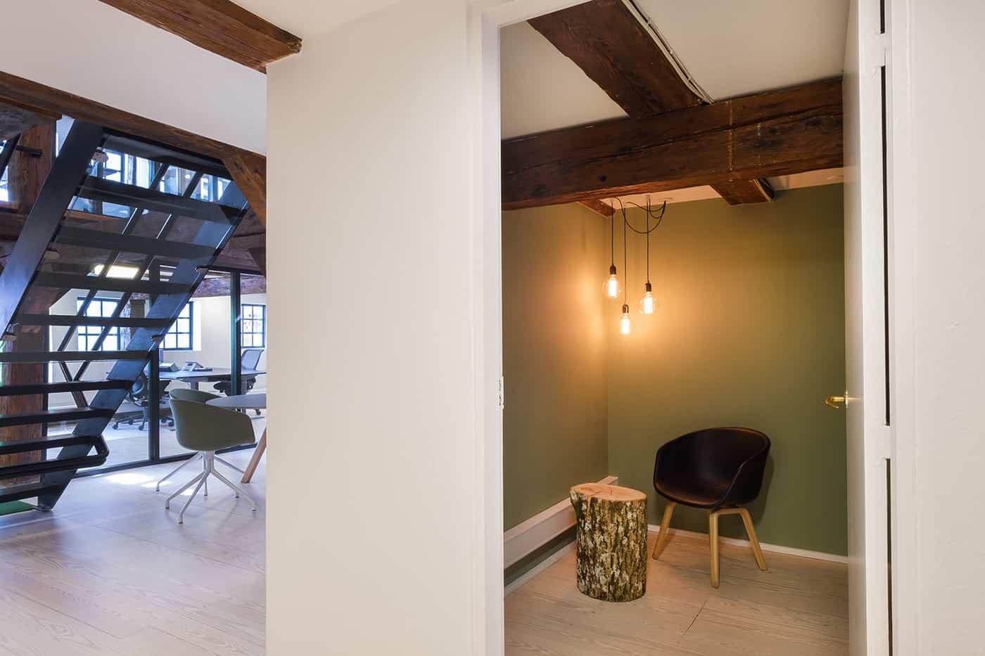 RITAarch, Greener Pastures, indretning, København, lounge, fordybelsesområde
