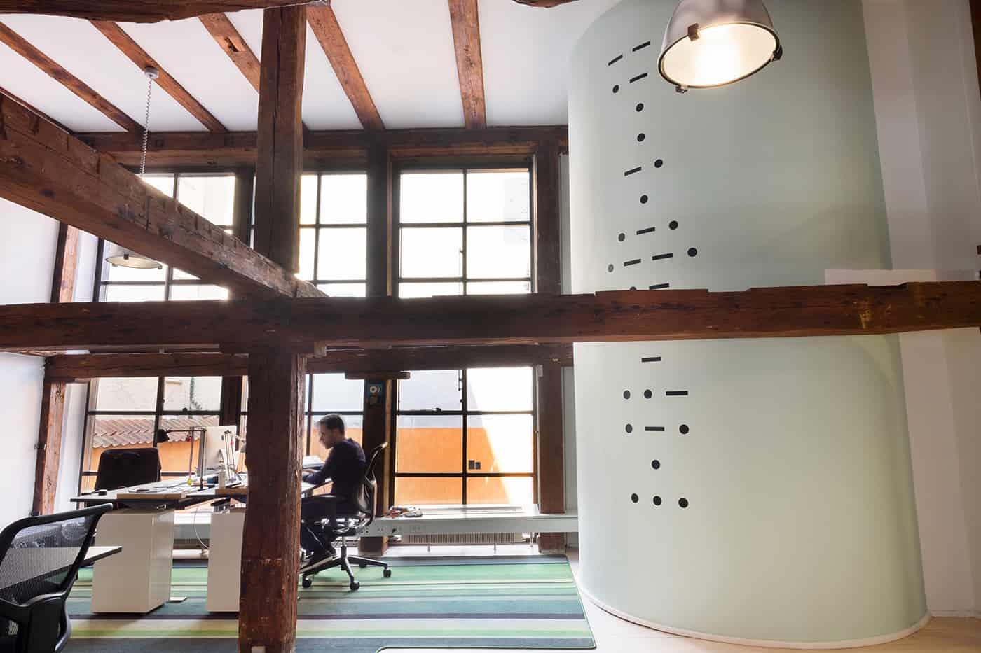 RITAarch, Greener Pastures, indretning, København, åben arbejdspladser, åbent kontor