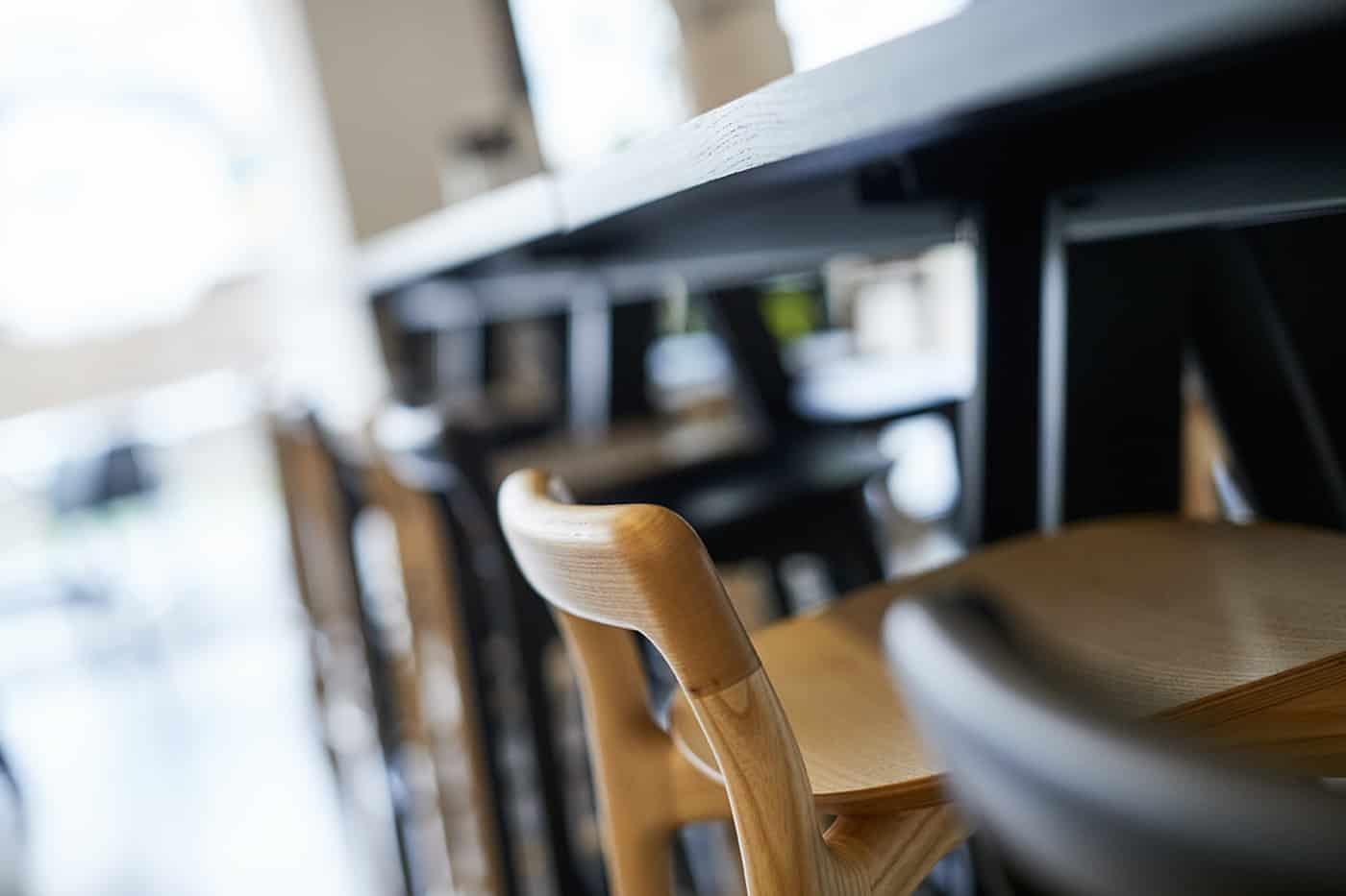 RITAarch Rosendahl Design Group, indretning, cafeindretning, cafe