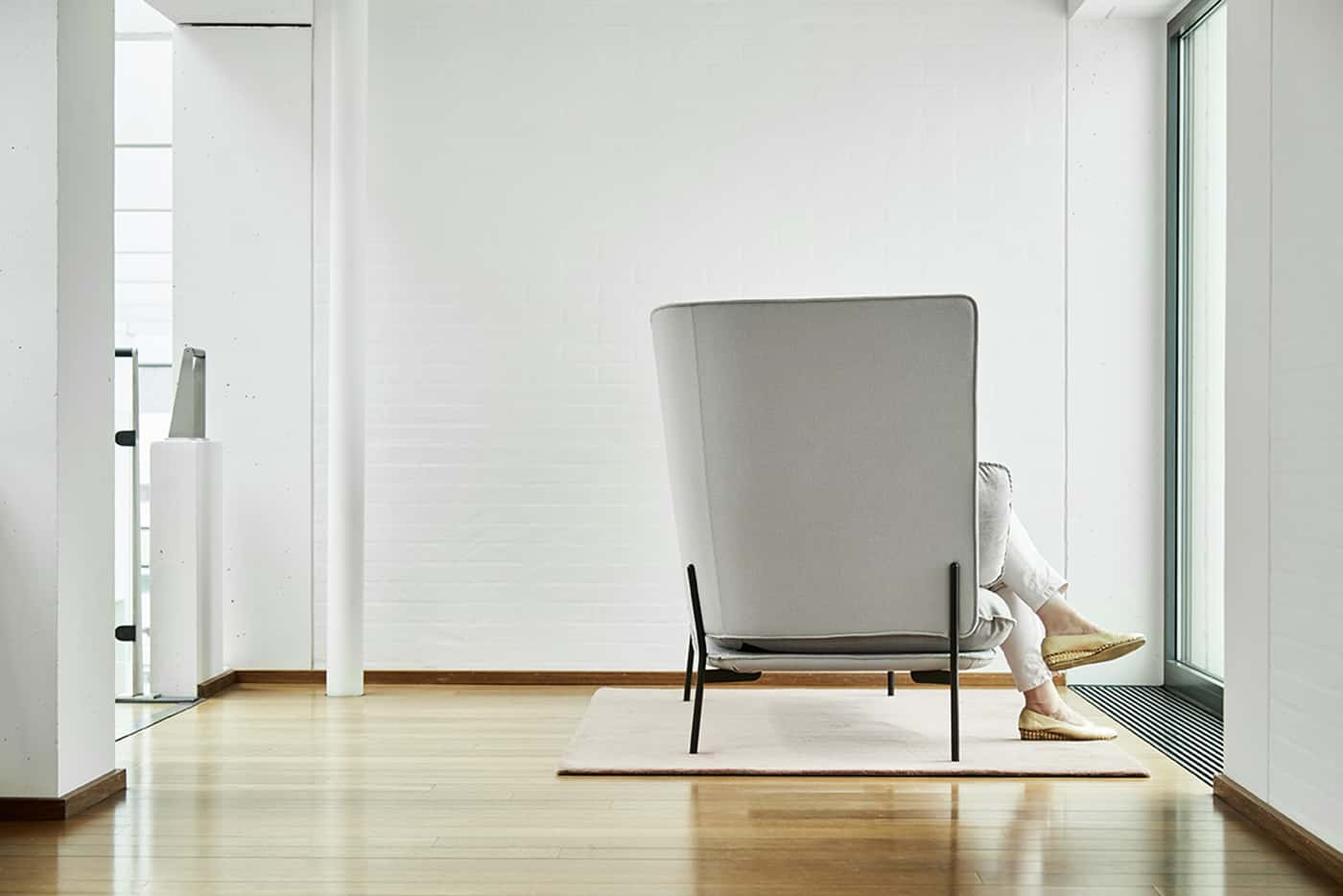 RITAarch Rosendahl Design Group, indretning, dropping, lounge