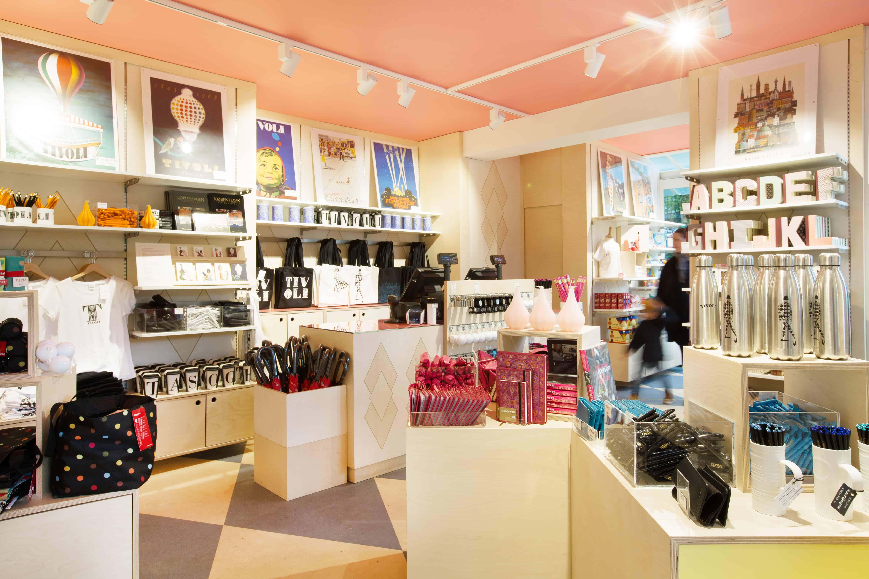 Tivolibutik, butiksindretning, indretning, display, retail, special inventar