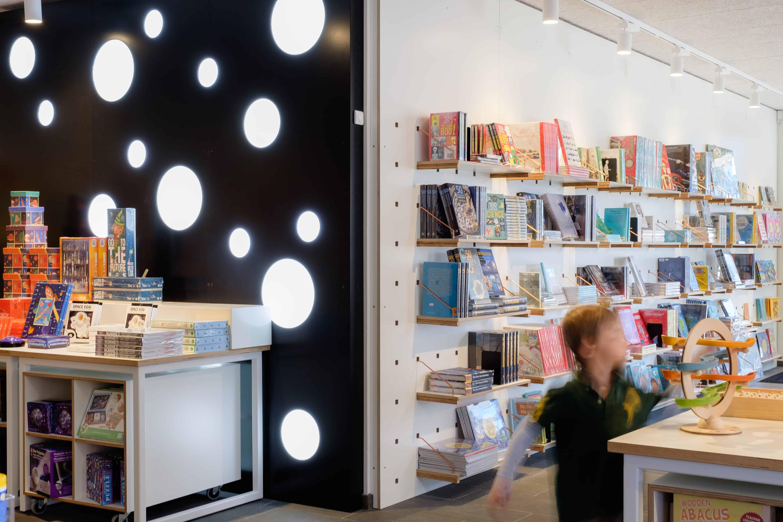 Butik experitarium, butiksindretning, indretning, display design, design, special inventar, special design